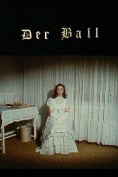Affiche Le Bal