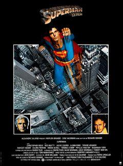 Affiche Superman