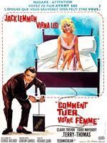 Affiche Comment tuer votre femme