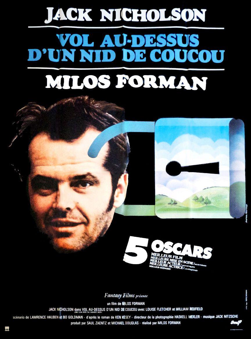 De Prague aux Oscars : Mills Forman est mort mais restera au-dessus de notre nid de coucou // souvenirs