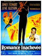 Affiche Romance inachevée