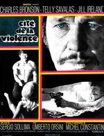Affiche La Cité de la violence