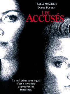 Affiche Les Accusés