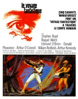 Affiche Le Voyage fantastique