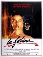 Affiche La Féline