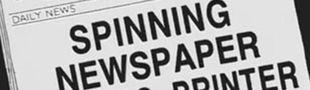 Cover L'attaque des journaux tournants