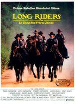 Affiche Long Riders, le gang des frères James