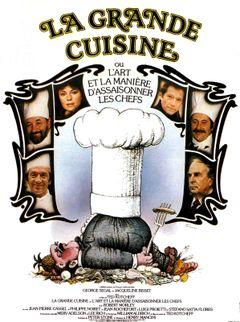Affiche La Grande Cuisine