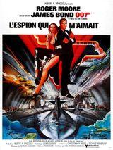 Affiche L'Espion qui m'aimait
