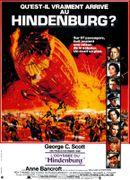Affiche L'Odyssée du Hindenburg