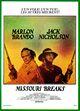 Affiche Missouri Breaks