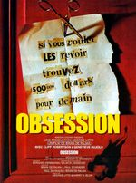 Affiche Obsession
