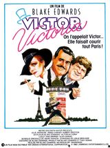 Affiche Victor Victoria