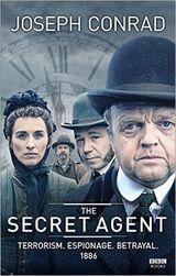 Affiche The Secret Agent (2016)