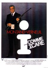 Affiche I... comme Icare