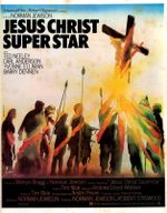 Affiche Jésus Christ Superstar
