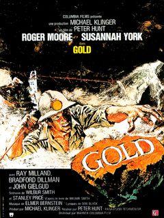 Affiche Gold