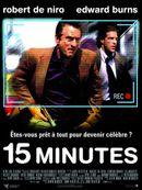 Affiche 15 Minutes