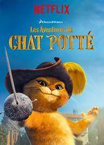 Affiche Les Aventures du Chat Potté