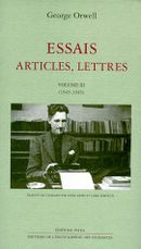 Couverture Essais, articles, lettres
