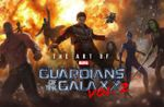 Couverture The Art of The Guardians of the Galaxy Vol.2