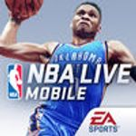 Jaquette NBA LIVE Mobile