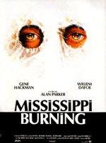 Affiche Mississippi Burning