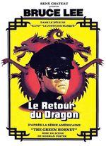 Affiche Le Retour du dragon