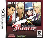 Jaquette Ace Attorney : Apollo Justice