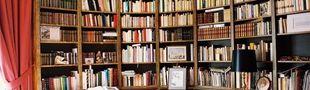 Cover L'amour de ma vie, première partie : la lecture. Livres de ma bibliothèque personnelle.