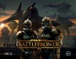 Jaquette Star Wars : Battlefront 2