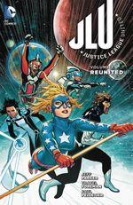 Couverture Justice League United Vol.3: Reunited
