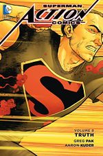 Couverture Action Comics Vol. 8: Truth