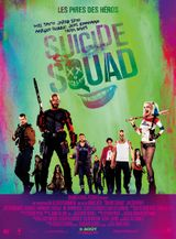 Affiche Suicide Squad
