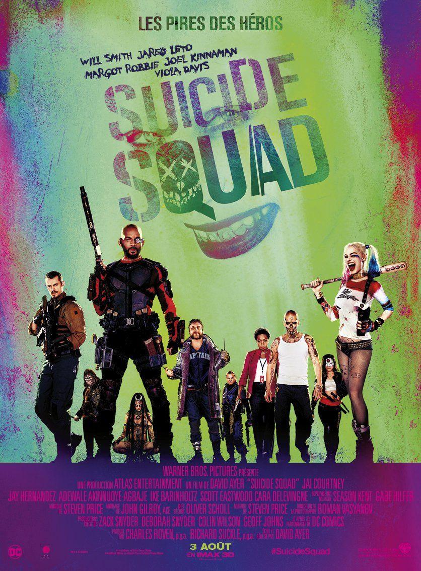 Suicide Squad - Film (2016) - SensCritique