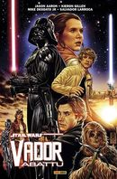 Couverture Star Wars : Vador Abattu