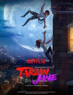 Affiche Tarzan and Jane