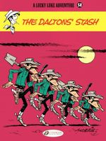 Couverture Lucky Luke - Volume 58 - The Dalton's Stash