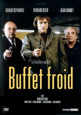 Affiche Buffet froid