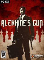 Jaquette Alekhine's Gun