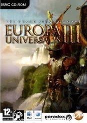 Jaquette Europa Universalis III