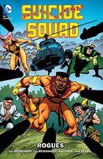 Couverture Suicide Squad Vol. 3: Rogues