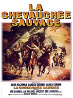 Affiche La Chevauchée sauvage
