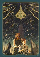 Couverture Le Mystère chtokavien - Les Trois Fantômes de Tesla, tome 1