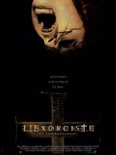 Affiche L'Exorciste : Au commencement
