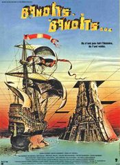 Affiche Bandits, bandits