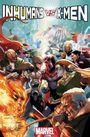 Couverture Inhumans Vs. X-Men