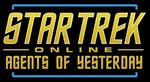 Jaquette Star Trek Online : Agents Of Yesterday