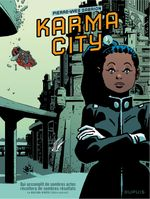Couverture Karma City, tome 1