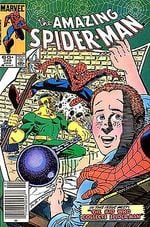 "Couverture Amazing Spider-man (Vol.1) #248 - ""The Kid Who Collects Spider-man"""